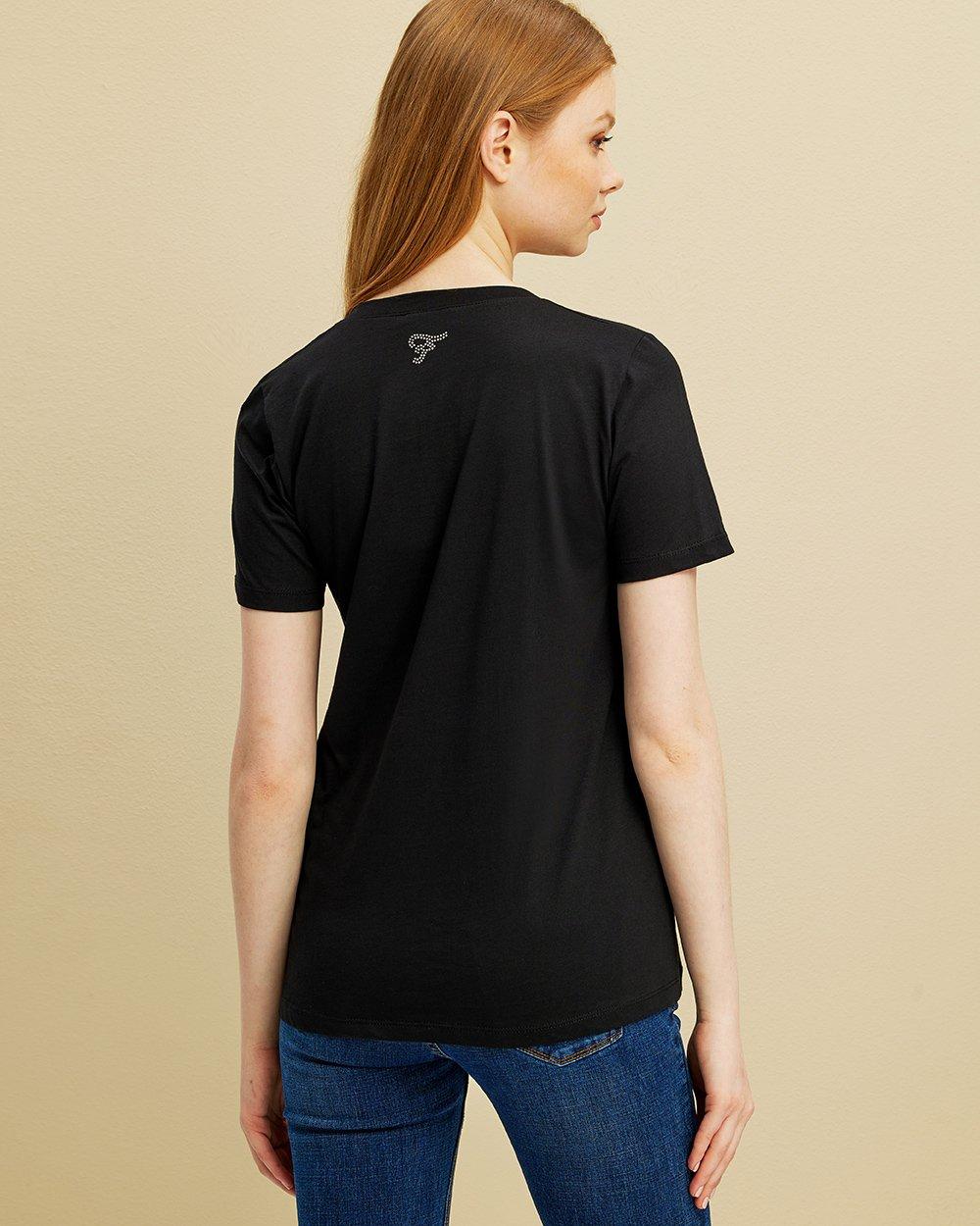Μπλούζα με λαιμόκοψη V