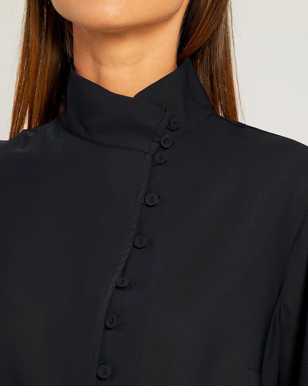 Μπλούζα με κουμπάκια