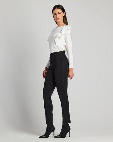 Παντελόνι σε ελαστικό ύφασμα