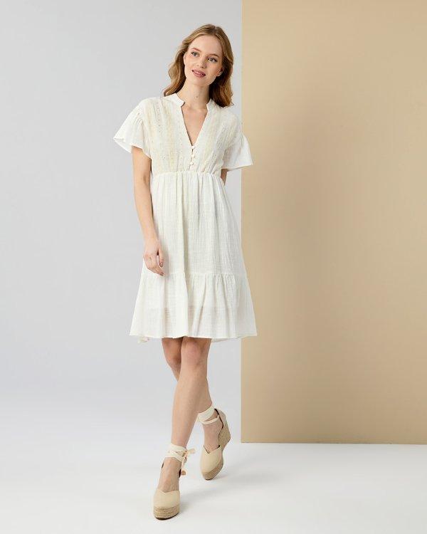 Φόρεμα τύπου Boho
